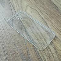 Силиконовый чехол KST для Xiaomi Redmi 8 с защитой от пыли и ударов. Прозрачный, фото 1
