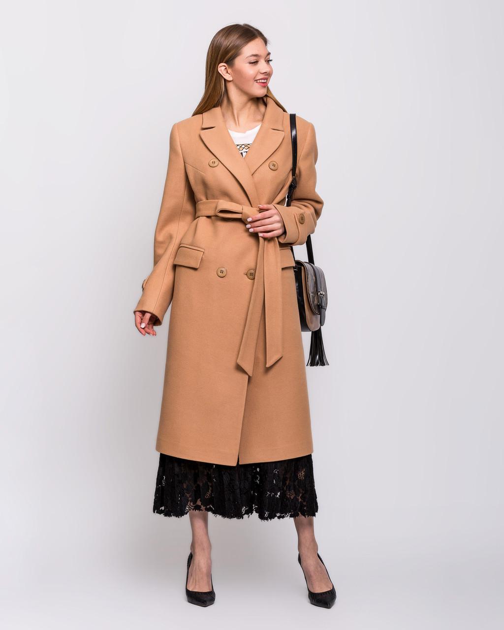 Модное пальтос 44 по 54 размер  весна 2020