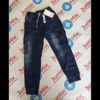 Дитячі джинси джоггеры для хлопчиків оптом CEAGULL