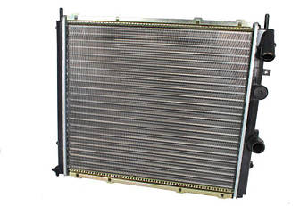 Радиатор охлаждения двигателя Renault Kangoo 1,5D / 1,9D  1997-