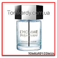 Yves Saint Laurent L'Homme Cologne Bleue [Tester] 100 ml. Ив Сен Лоран Л Хом Колонь Блю (Тестер) 100 мл.