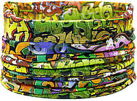 Buff Бандана Граффити, фото 1