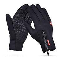 Перчатки для сенсорных экранов Armorstandart Wind-BF Touch Gloves Black S (ARM53462)
