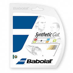 Струна Babolat Synthetic gut 12 m 1.25 white