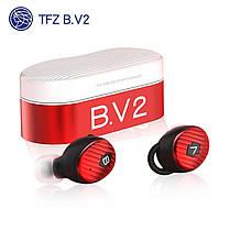 TFZ B.V2 Purple TWS Беспроводные Наушники для Спорта, фото 2