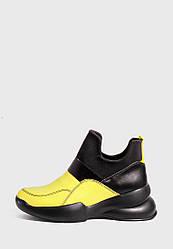 VM-Villomi Яркие высокие кроссовки без шнурков