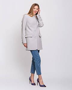 Пальто-пиджак кашемир с 42 по 48 р. Весна 2020