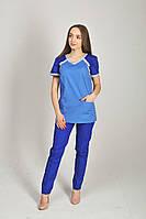 Женский медицинский костюм ( 7 расцветок)