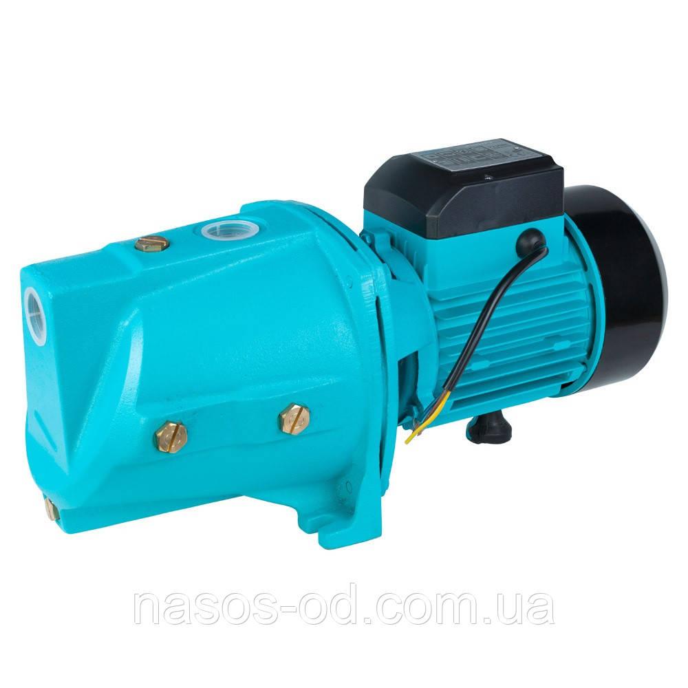 Насос центробежный поверхностный самовсасывающий Aquatica для воды 0.75кВт Hmax42м Qmax80л/мин (775083)