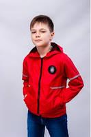 Куртка-ветровка для мальчика (подростковая)
