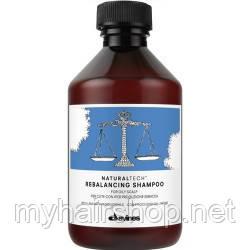 Шампунь балансирующий DAVINES NATURAL TECH Rebalancing Shampoo 250 мл