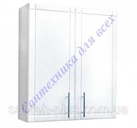 Навесной шкаф для ванной комнаты PNT 1/4-50 см, фото 2