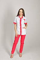 Женский медицинский костюм ( 3 расцветки)
