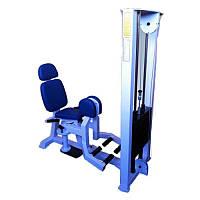 Тренажёр для приводящих мышц бедра (сведение ног) BruStyle  стек 85 кг