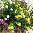 Искусственный мелкоцвет. Букет для дома и для уличного использования( 28 см), фото 4