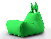 Кресло мешок WOW Зайка цвет Салатовый