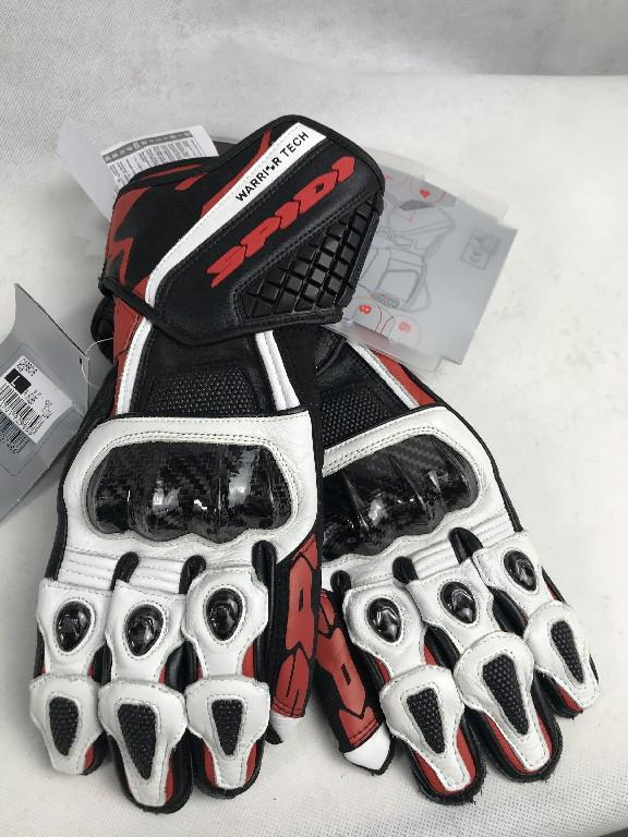 Шкіряні мотоперчатки Spіdі Carbo 5 A 185 розмір L з Італії