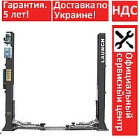 Подъемник 2-х стоечный 3.5 т, электрогидравлический, с нижней синхронизацией, 380 В, Launch TLTW-235SBA-380