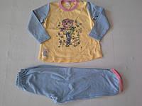 Детская пижама для девочки на 3 года