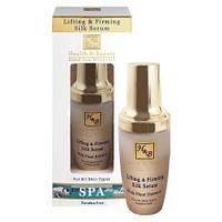 Шелковая сыворотка для лица Health & Beauty с эффектом лифтинга 30 мл, арт.326813