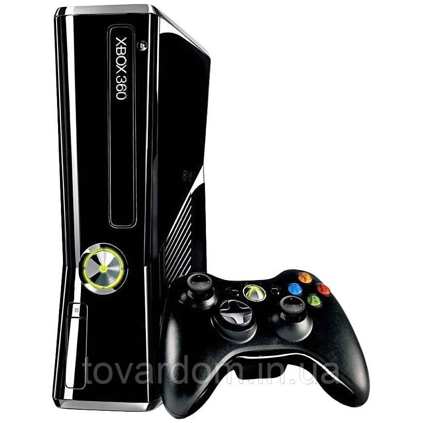 Игровые Приставки Microsoft Xbox 360 Slim 500Gb