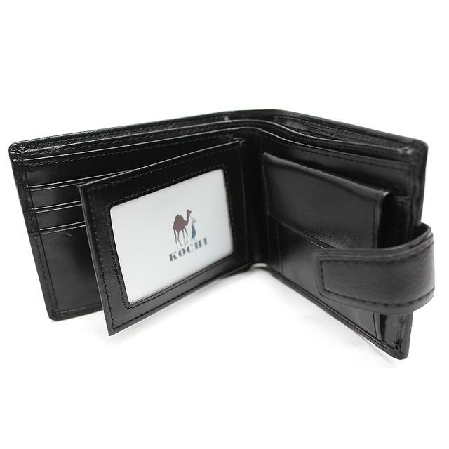Мужской кошелек из кожзаменителя  Kochi YR H-208