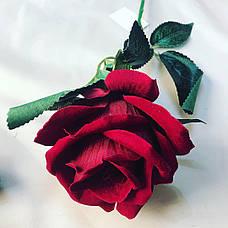 Искусственная роза ( 65 см), фото 3