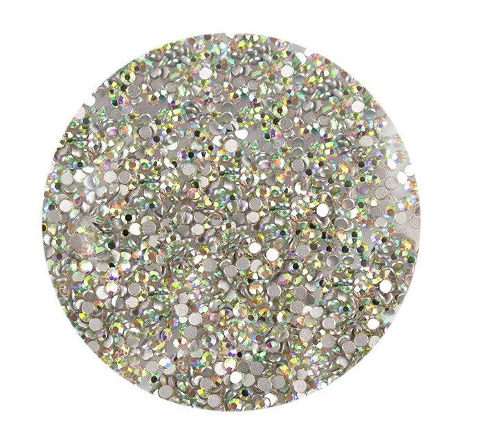 Камни Ss10 хамелеон стекло 100 шт (3 мм)