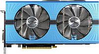 Sapphire Radeon RX 580 8GD5 Special Edition METAL BLUE NITRO+ (11265-21), фото 1