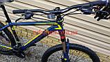"Велосипед CAMARO Blaze 27,5 синий рама 17"", фото 2"