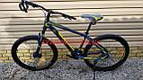 "Велосипед CAMARO Blaze 27,5 синий рама 17"", фото 5"