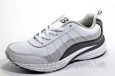 Женские кроссовки Bona 2020 White\Gray, Кожаные (Бона), фото 3