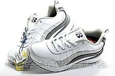 Женские кроссовки Bona 2020 White\Gray, Кожаные (Бона), фото 2