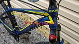 "Велосипед CAMARO Blaze 27,5 синий рама 17"", фото 7"