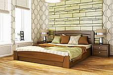 Кровать деревянная Селена Аури ТМ Эстелла, фото 3