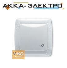 Розетка з кришкою і шторками ViKO Carmen 90561012