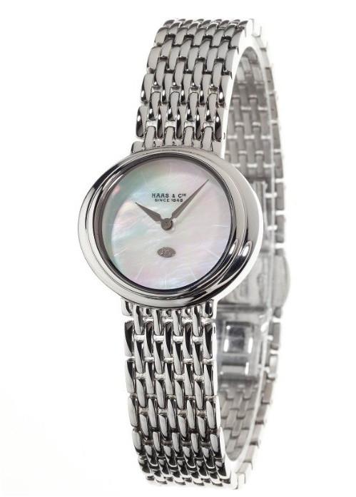 Наручний годинник Haas & Cie Perlmutt (Швейцарія)