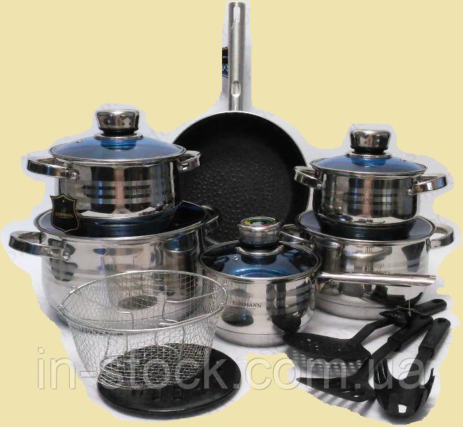 Набір посуду Bohmann BH 1800 MRB