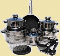 Набір посуду Bohmann BH 1800 MRB, фото 1