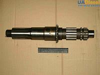 Вал вторичный КПП ЯМЗ 238, фото 1
