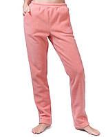 Флисовые теплые штаны прямые (XS-3XL в расцветках)