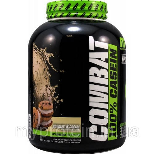 Muscle Pharm Протеин Казеин Combat 100% Casein (1,8 kg )