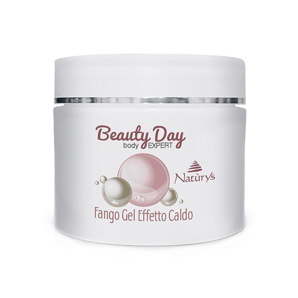 Грязевой гель с разогревающим эффектом Beauty Day,500мл Naturys