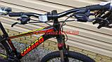 """Велосипед CAMARO Onix 26"""" черно красный рама 13,5"""" 15"""", фото 7"""