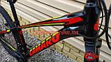 """Велосипед CAMARO Onix 26"""" черно красный рама 13,5"""" 15"""", фото 9"""