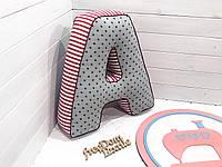 Большая буква-подушка, фото 1