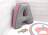 Мягкие буквы-подушки, фото 3