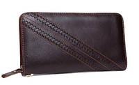 Кожаный мужской клатч-портмоне MS Ms044B, фото 1