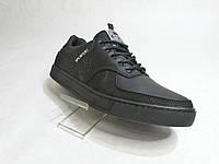 Кожаные мужские кроссовки Splinter стиль Adidas ч.
