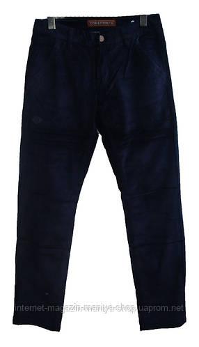 Мужские брюки вельвет